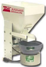 5500S pan feeder hopper