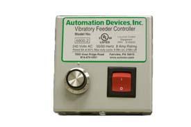 6800 Series single unit controller