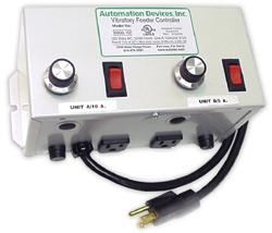 6800.1 D Double unit controller