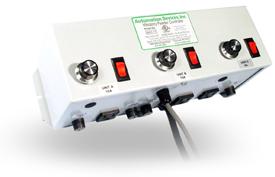 6800.1T Triple unit controller