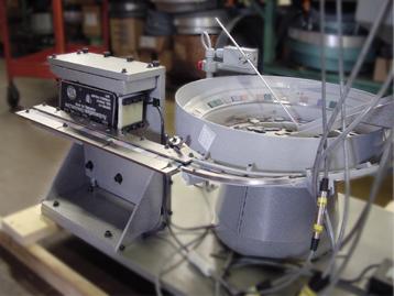 Tile inline feeder system