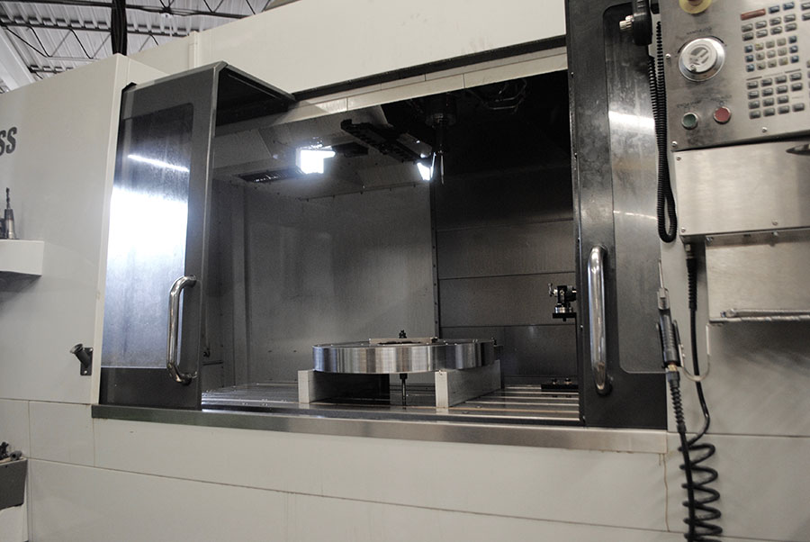 CNC Machining & Sandblasting Services - Automation Devices, Inc.
