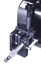 Custom fitted micrometer adjuster