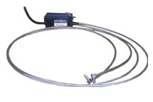 Electronic sensor with probes