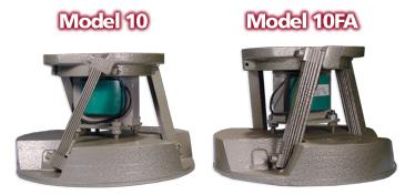 Fast Angle Vibratory Feeder Base Unit Models