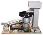 Lipstick sample vibratory feeder