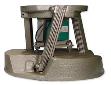 Model 10FA fast angle base unit