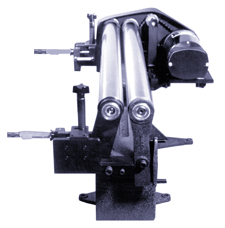 Micrometer orienting roll
