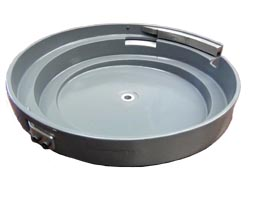 Poly Armor Lined Vibratory Bowl