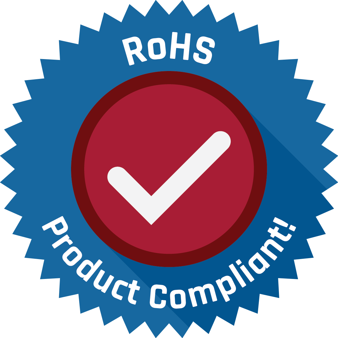 RoHS Compliance Badge