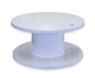 Round feeder stand