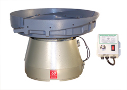 Tee Nut Feeder Bowl and Base Unit