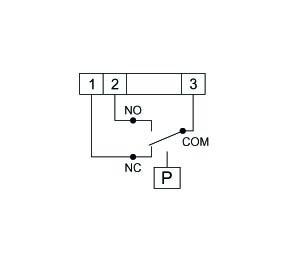 terminal diagram