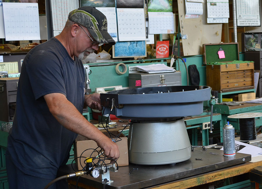 Vibratory Feeder Repair and Tuning Services - Automation Devices, Inc.